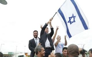 Desde o início da campanha eleitoral, o presidente eleito Jair Bolsonaro declarou seu apoio a Israel. (Foto: Reprodução)