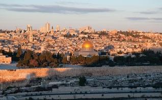 Israel vê toda a cidade de Jerusalém como sua capital indivisível. (Foto: Free Israel Photos)
