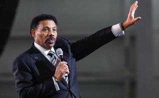 Dr. Tony Evans é pastor e capelão do Dallas Mavericks. (Foto: Movement Day)
