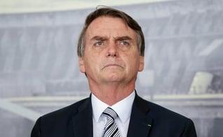 Jair Bolsonaro tem se empenhado para estreitar os laços com Israel. (Foto: Ultimo Segundo / Alan Santos)