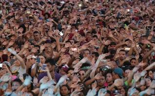 Marcha Para Jesus será realizada na próxima quinta-feira (20) em São Paulo. (Foto: Divulgação)