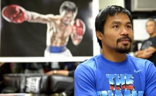 Manny Pacquiao é boxeador e não hesita em compartilhar sua fé publicamente. (Imagem: Youtube / Reprodução)