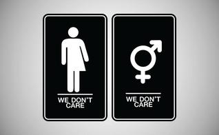 A implantação da política de banheiros transgêneros nas escolas do Reino Unido tem gerado protestos e de pais de alunos e professores. (Foto: CBN News)