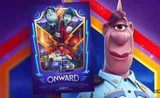 """A personagem Specter está no novo desenho da Disney, """"Bora Lá"""". (Imagem: Now The End Begins)"""