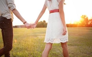 Casal de namorados. (Foto: Letras da Vida)