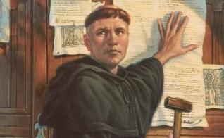 Martinho Lutero contestou a Igreja Católica ao final da Idade Média e acabou desencadeando a Reforma Protestante. (Imagem: Minha Vida Cristã)