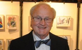 Arvid Carlsson venceu o prêmio Nobel de Medicina no ano 2000. (Foto: Internacional Cub Copenhagen)