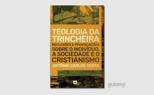 Antônio Carlos Costa é fundador da ONG Rio de Paz, jornalista, teólogo e pastor da Igreja Presbiteriana da Barra. (Foto: Divulgação).
