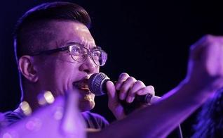 A banda agora usa a música para compartilhar o amor de Jesus com os jovens fãs do rock chinês. (Foto: Reprodução).