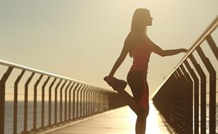 A atividade física é um dos principais meios de combate à obesidade. (Foto: Reprodução)