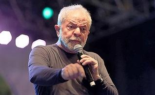 Lula está sendo investigado por tentar atrapalhar as investigações da Operação Lava Jato. (Foto: Folha de S. Paulo)