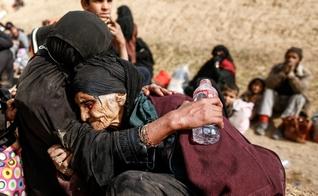 Cerca de 400 mil pessoas ainda estão em situação crítica na Cidade Velha - parte de Mossul dominada pelo Estado Islâmico. (Foto: Public Radio International)