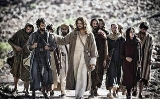 """Cena do filme """"O Filho de Deus"""". (Imagem:  Diamond Films)"""