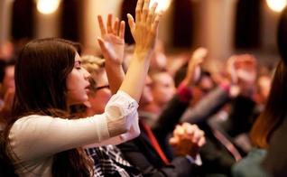 Culto. (Foto: Church Management Guide)