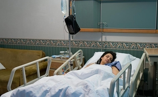 Imagem ilustrativa. Seydath foi curada após ter visão de Jesus em hospital. (Foto: WiseGeek)