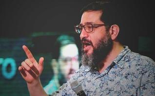 Luciano Subirá é pastor da Comunidade Alcance, em Curitiba - PR e responsável pelo Ministério Orvalho.com (Foto: Projeto Semeando Avivamento)
