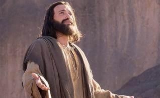 Figura de Jesus Cristo.