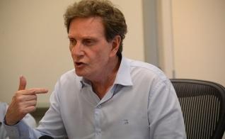 Prefeito Crivella assume ser fã de jogos e quer licença para abrir cassinos no Rio. (Foto: Fernando Frazão/Agência Brasil)