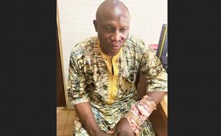 Pastores muçulmanos Fulani feriram o pastor batista Elisha Noma enquanto o mantinham em cativeiro. (Foto: Reprodução/Morning Star News)
