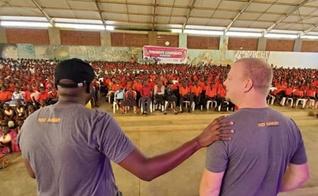 Conferência bíblica no distrito de Kitgum, realizada de 4 a 5 de novembro de 2019. (Foto: Reprodução/Fundação Irene Gleeson)