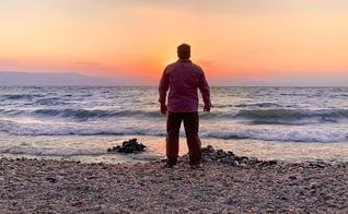 Antes de tomar uma decisão, é preciso consultar a vontade de Deus. (Foto: Joel Engel)