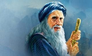 Profeta Samuel (Ilustração: Shema Ysrael)