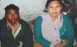 Shafqat Emmanuel e Shagufta Kausar foram acusados de enviar textos blasfemos a um clérigo islâmico. (Foto:Family Handout).