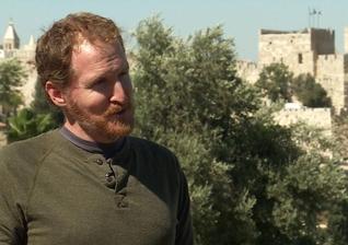 O autor Doug Hershey comparou Israel no período antigo e nos dias atuais. (Foto: Reprodução/CBN News)