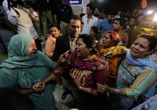 As autoridades locais avisaram que os grupos religiosos estão correndo risco de vida. (Foto: Reuters).