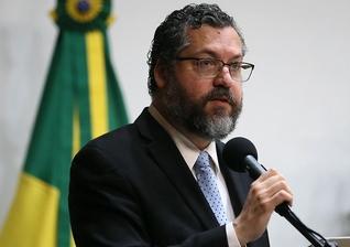 Ernesto Araújo é ministro das Relações Exteriores do governo Bolsonaro. (Foto: Jornal de Brasília)