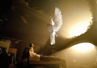 Homem é visitado por anjos no hospital e relata cura após experiência. (Foto: Reprodução)