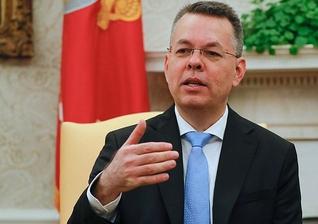 O pastor Andrew Brunson foi solto da Turquia após mais de dois anos preso sob falsas acusações. (Foto: Reprodução)
