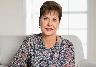 A autora e pregadora cristã Joyce Meyer. (Foto: Reprodução/Ministério Joyce Meyer)