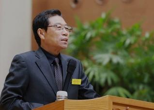 """Resultado de imagem para """"A igreja brasileira não têm o hábito de orar muito"""", observa pastor da Coreia do Sul"""