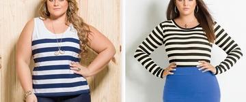 Veja dicas de roupas indicadas e que valorizam mulheres plus size