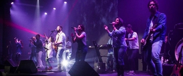 Ministério Adoração Central irá lançar seu CD no próximo domingo, em SP