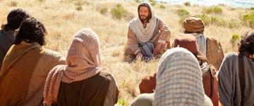 Se andássemos como Jesus...