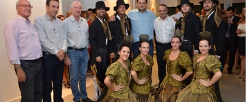Roberto Lucena se reúne com prefeitos da Estância em Olímpia