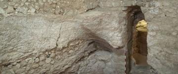 Casa onde Jesus foi criado na infância é encontrada por arqueólogos, em Nazaré
