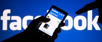Pesquisa mostra que o Facebook está se tornando a maior fonte de informação para os jovens