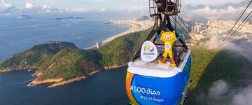 500 dias dos Jogos, Comitê Organizador divulga foto promocional