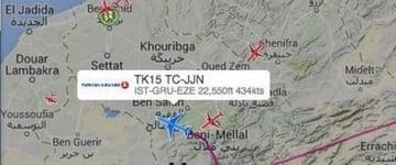 Turkish Airlines retoma voo da Turquia para São Paulo após falsa ameaça de bomba
