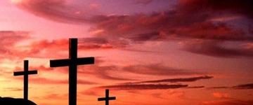 A cruz não foi uma tentativa desesperada e impulsiva para nos alcançar