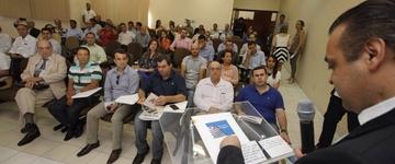 Roberto Lucena visita Bauru para discutir recursos de turismo da cidade