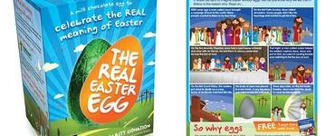 Ovos de Páscoa com mensagens cristãs são recusados em supermercados do Reino Unido
