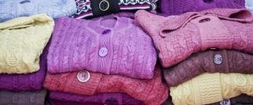 Saiba como cuidar da roupa de lã