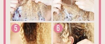 Site lista pentados para cabelos cacheados