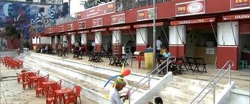 Centro gastronômico inaugura em bairro da zona leste de São Paulo