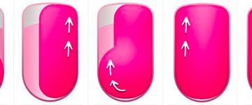 Maneira fácil de esmaltar as unhas sem borrar