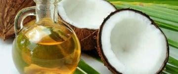 Os benefícios de incluir óleo de coco na dieta